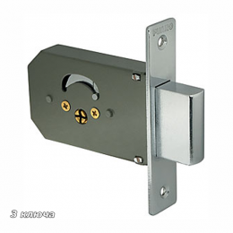 Замок Fuaro 200 F CP 3 ключа
