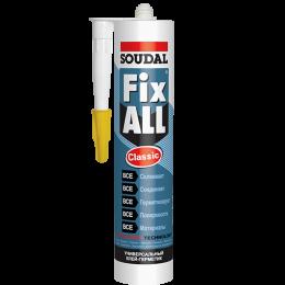 Клей герметик Soudal Fix-ALL Classic