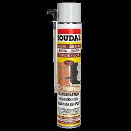 Монтажная пена Soudal 750 ml