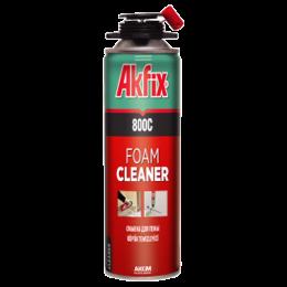 Смывка для пены Akfix Cleaner 800C
