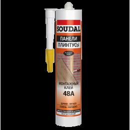 Монтажный клей Soudal 48А