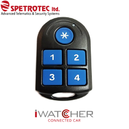 Спутниковая система Spetrotec i-Watcher Cellular Alarm CTR
