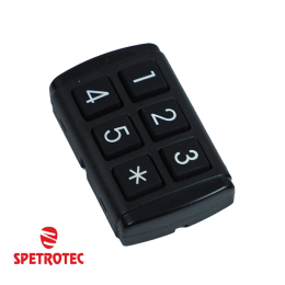 Кодовый иммобилайзер SPETROTEC SA-11