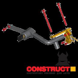 Замок на КПП Construct Gear G-2