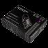 Цилиндровый механизм Шерлок HK 90 45x45 BR ключ/ключ матовая латунь