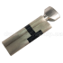 Цилиндровый механизм 90 мм Шерлок HK 55x35 T SN с поворотником