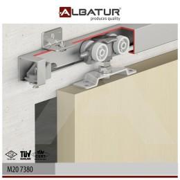 Раздвижная система для межкомнатных дверей Albatur M20 7380
