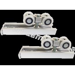 Ролики EKF ESW-120100 (40 кг)