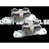 Раздвижная система EKF E-120100-01 для межкомнатных дверей