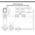 Раздвижная система EKF E-120101-02 для межкомнатных дверей до 80 кг