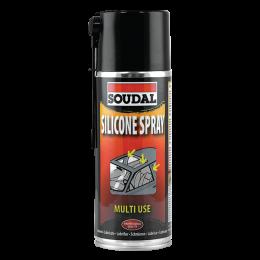 Soudal Silicone Spray силиконовая смазка