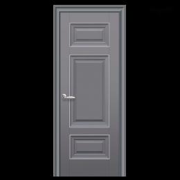 Дверное полотно Шарм антрацит