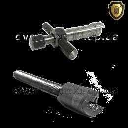 Шток винтового замка 10 мм «Ласточкин хвост»