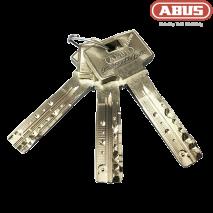 Нарезка ключа по карте безопасности / M12R- M12R