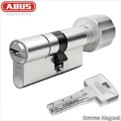 Цилиндровый механизм ABUS Bravus 3500 MX Magnet модульный ключ-вертушка
