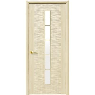 Дверное полотно Дюна 1S ясень
