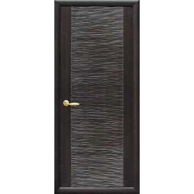 Дверное полотно Дюна венге