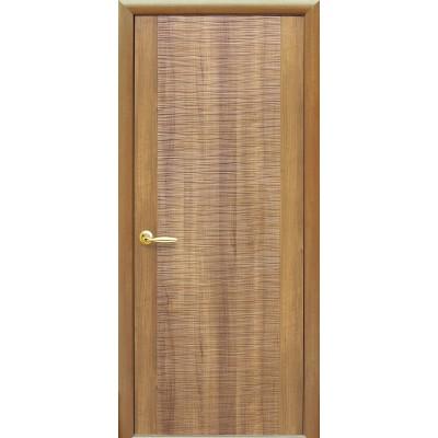 Дверное полотно Дюна золотая ольха