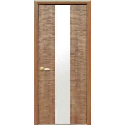 Дверное полотно Сахара 1Z золотая ольха