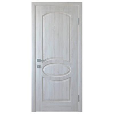 Дверное полотно Фортис Овал ясень new