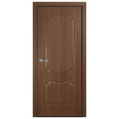 Дверное полотно Фортис V (вензель) золотая ольха
