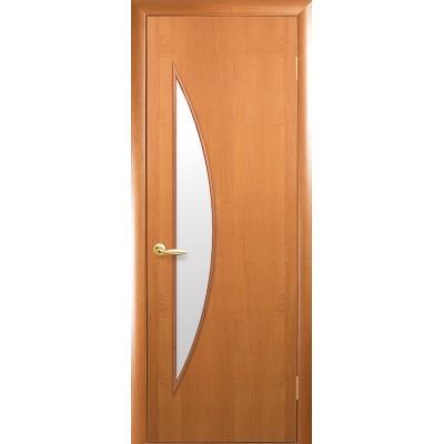 Межкомнатная дверь Новый стиль Луна ольха