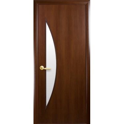 Межкомнатные двери Новый стиль Луна орех