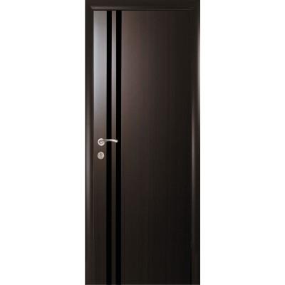 Дверное полотно Агата венге