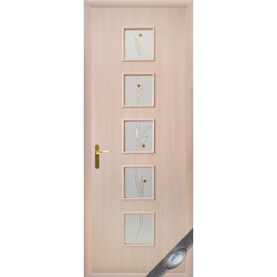 Дверное полотно Фора жемчужный дуб