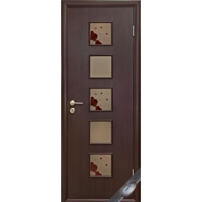 Дверное полотно Фора венге