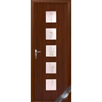 Дверное полотно Фора орех