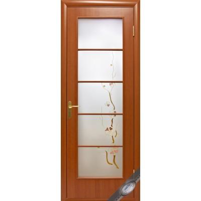 Дверное полотно Виктория Р3 ольха