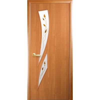 Дверное полотно Камея + Р1 ольха