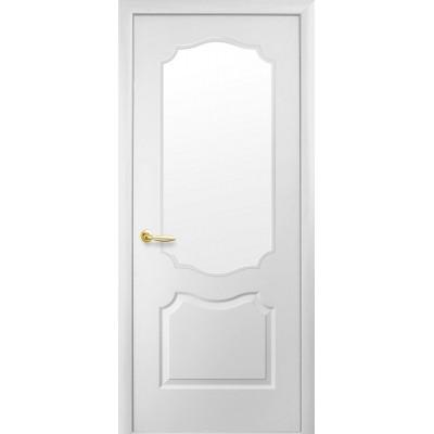 Дверное полотно Симпли Вензель со стеклом