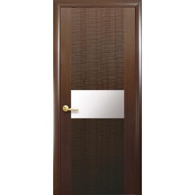 Дверное полотно Аста каштан