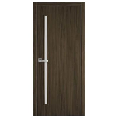 Дверное полотно Глория кедр экошпон