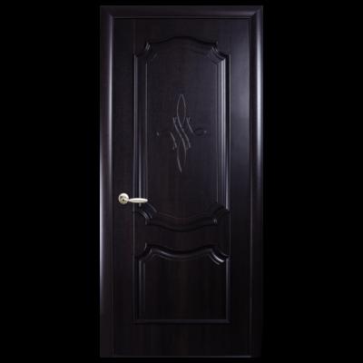 Дверное полотно Рока ПГ венге