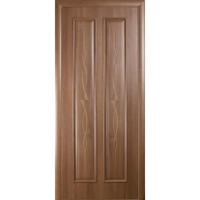 Дверное полотно Стелла золотая ольха