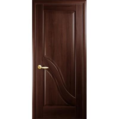 Межкомнатная дверь Амата каштан ПГ