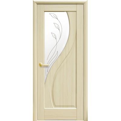 Дверь Прима Р2 ясень коллекция Маэстра ТМ Новый стиль