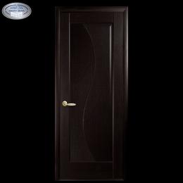 Дверное полотно Эскада венге ПГ
