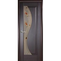 Дверное полотно Эскада венге Р