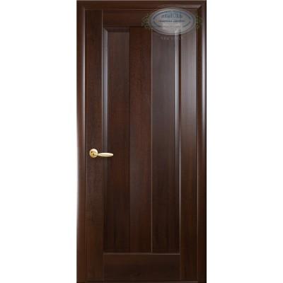 Дверное полотно Премьера ПГ каштан
