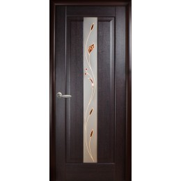 Дверное полотно Премьера венге