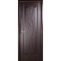 Дверное полотно Волна венге