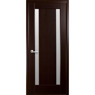 Дверное полотно Босса венге