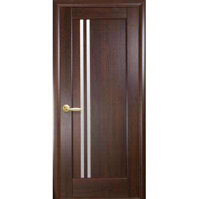 Дверное полотно Делла каштан