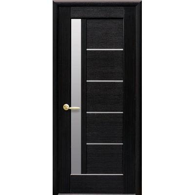Дверное полотно Грета венге Новый стиль