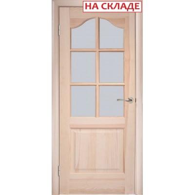 Двери межкомнатные срощенные сосновые Стандарт