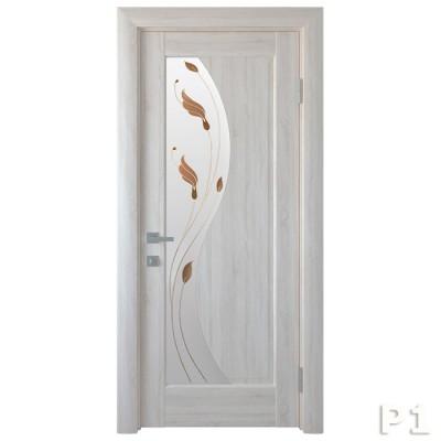Дверное полотно Эскада ясень Р